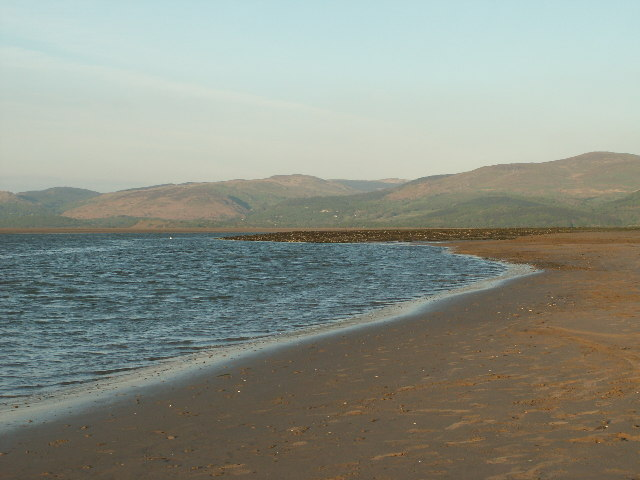 Dyfi Estuary. Photo credit: Nigel Callaghan